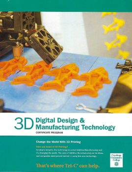 3D Digital Design & Manufacturing  Technology Advisory Committee